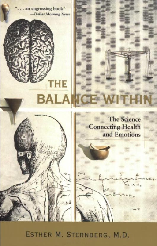 The-Balance-Within: The Science of Connecting Health and Emotion