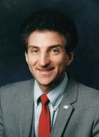 Dr. Bruce Goldberg, author